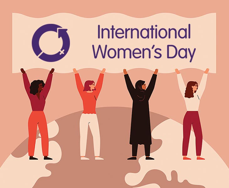IWD2021 – #ChooseToChallenge – Celebrate Women' Achievements