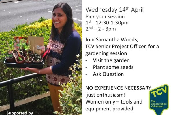 Get-Growing-Food-This-Spring- Leicester- TCV-Quetzal-female-survivors-childhood-sexual-abuse-session-3